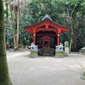 【宮崎旅行】海に浮かぶ木に囲まれた神社 青島神社へ行ってきた
