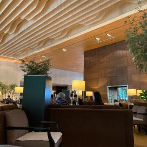 【宿泊レポ】シェラトン都ホテル東京 ラウンジバンブーでケーキセットを堪能