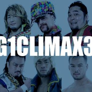 2020/10/14 G1 CLIMAX30 Bブロック