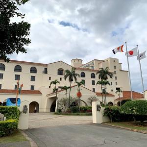 【ホテル日航アリビラ】洗練された高級感と絶景が楽しめるホテル