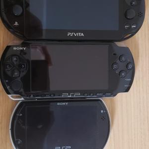 PSP・Vitaは、まだまだ現役!