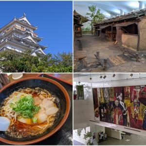 駅チカなお城とミュージアムがたっぷり『ふくやま文化ゾーン』(福山市)
