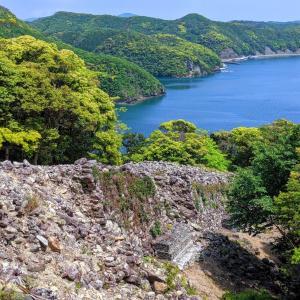 対馬 Part 3 離島にそびえる鉄壁の山城『金田城』(対馬市)