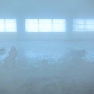 南国で見る雪景色『ぬちまーす観光製塩ファクトリー』(うるま市)
