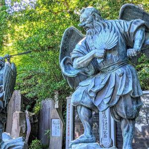 天狗が守る山岳信仰の寺院『高尾山薬王院』(八王子市)