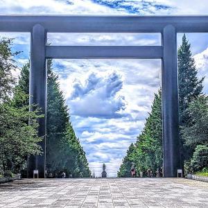 靖国神社の見どころと御祭神の基準(九段下駅)