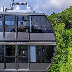 2階建てゴンドラで行く雲の上の世界『新穂高ロープウェイ』(高山市)