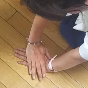 手指の痛み予防の簡単動作