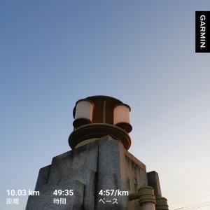 月~水曜日Run