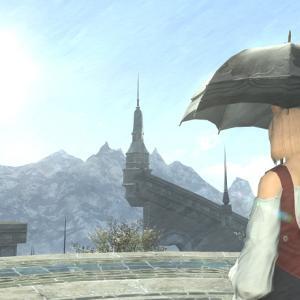 FF14 おしゃれな「傘」見た目と入手先まとめ