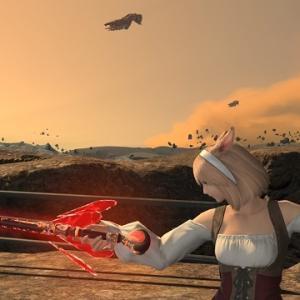 FF14 漆黒編「武器:ブレイズ」製作過程まとめ