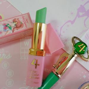 セーラームーンのバレンタインチョコ2021!ルージュ型チョコのレポ!沖縄で買える店舗は?