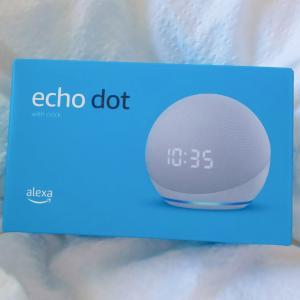 アレクサと暮らしはじめました!Echo Dot (エコードット)アレクサの便利な使い方