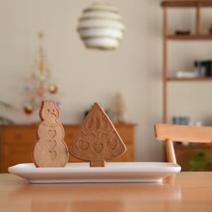 IKEA◇クリスマスのクッキーが可愛かった♪ジンジャーブレッド セット