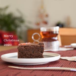 Merry X'mas◇ゴディバのクリスマス・ガトー・オ・ショコラともんすけの誕生日
