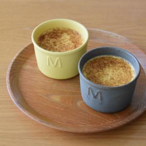 マーロウ×イイホシユミコさん◇オリジナルカップ入りプリンが届きました♪【yumiko iihoshi porcelain× マーロウオリジナルカップ入りプリン】