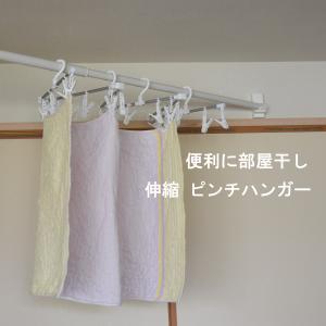 部屋干しに便利◇小さく収まって大きなバスタオルやシーツも干せる伸縮ピンチハンガー【PR:TOWA 省スペース シーツ・毛布ハンガー 24ピンチ】