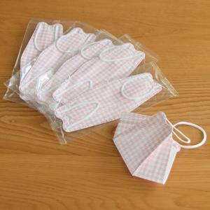 個包装で使いやすい不織布マスク【PR:小顔効果×盛れる3D立体マスク】