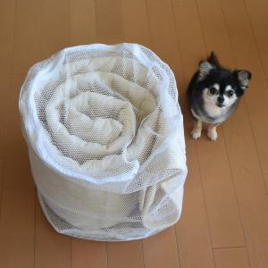 洗えるベッドパッド◇オールシーズン使える抗菌・防臭綿 専用ネット付きでお家で洗濯【PR】