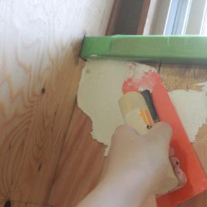 【DIY:漆喰塗りのコツ、失敗と成功の違い】