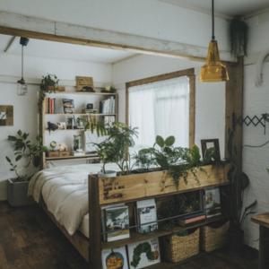 【ルームツアー】DIYer久米まり:新居の全貌公開!賃貸団地から築50年の空き家へ。