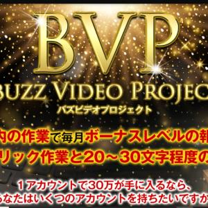堀江孝之「BVP」で他力本願で初月から40万円稼ぐ!