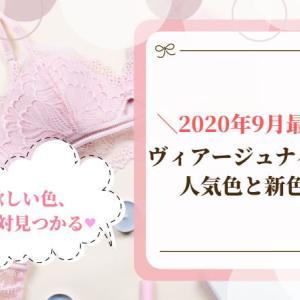 【2020年10月】ヴィアージュ(Viage)ナイトブラの人気色を徹底調査!新色はどんな色?