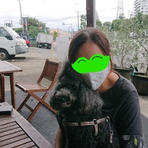 犬と一緒にご飯を食べよう!  「コブケコーヒー」