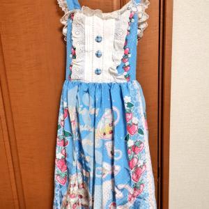 中国のロリィタ服