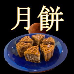 ドリアン・抹茶味の月餅!?