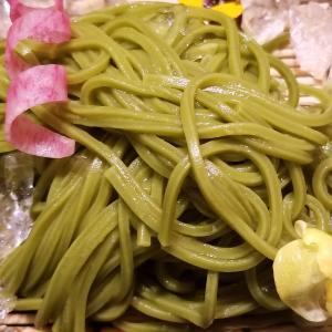 【冷肴】茶蕎麦