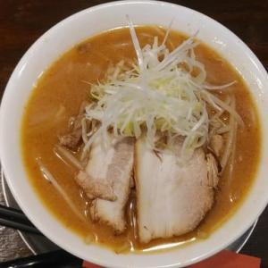 克味製麺所「味噌ラーメン」