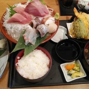浜の海鮮処 海宝丸 長岡東口店「佐渡島定食」