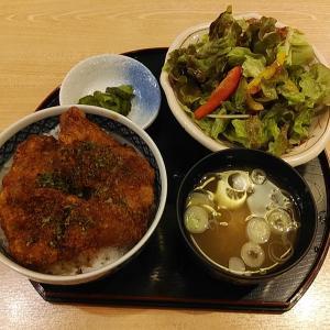 さかなや道場 新潟駅前1号店「たれカツ丼定食」