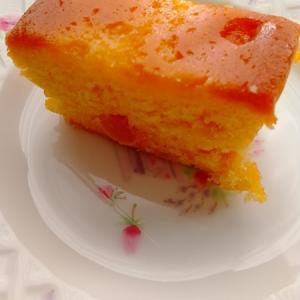 北海道旅行のお土産を食べてみたinアップルワインケーキ
