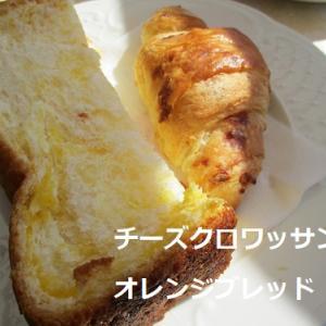 自宅ベランダでカフェ|パンのランチセットで幸せ時間
