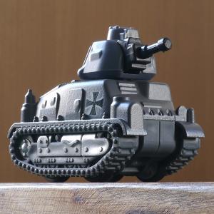 ダイソー タンク(ミニ) ドイツ軍戦車