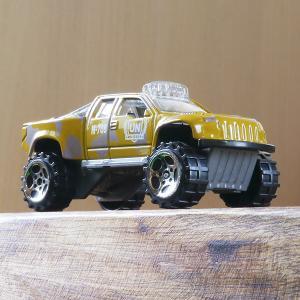 ダイソー オフロードカー(ミニ) フォード トラック