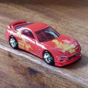ホットウィール GJR65 Mazda RX-7 FD