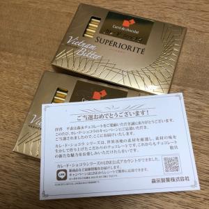 【当選品】カレドショコラ