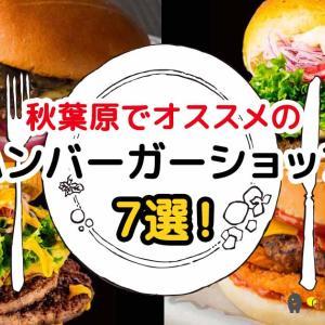 【2021年】秋葉原でオススメのハンバーガーショップ7選