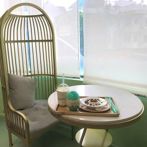 Winnie's Vietnam~パステルカラーで統一された可愛いカフェ~