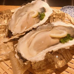 鮨 清水~ぷりぷりな宮城県産の生牡蠣~