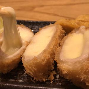 FUJIRO~念願のモッツァレラチーズとんかつが頂けた!!~