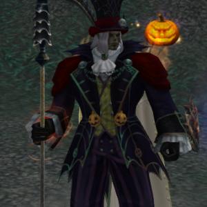 【リネージュ2】ハロウィンイベント!【ハロウィン衣装】