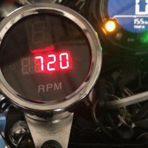 HONDA CT125 タコメーター配線