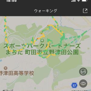 野津田公園 こもれびの路 ウォーキング