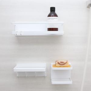 【カビが生えるので】お風呂のコーナーラックやめました 山崎実業のマグネットシリーズが良すぎた話。