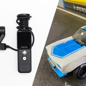 【映画みたい】3軸ジンバルセパレートカメラ+ドリフトラジコン 【Feiyu Pocket 2S】