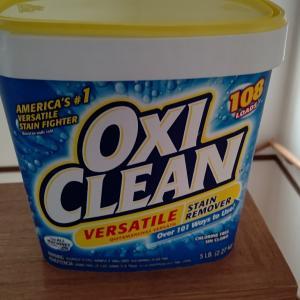 オキシクリーンで浴室清掃してみた